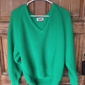 Oversized Gerard works vintage sweater